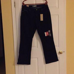 Levi's 512 bootcut size 20W jeans